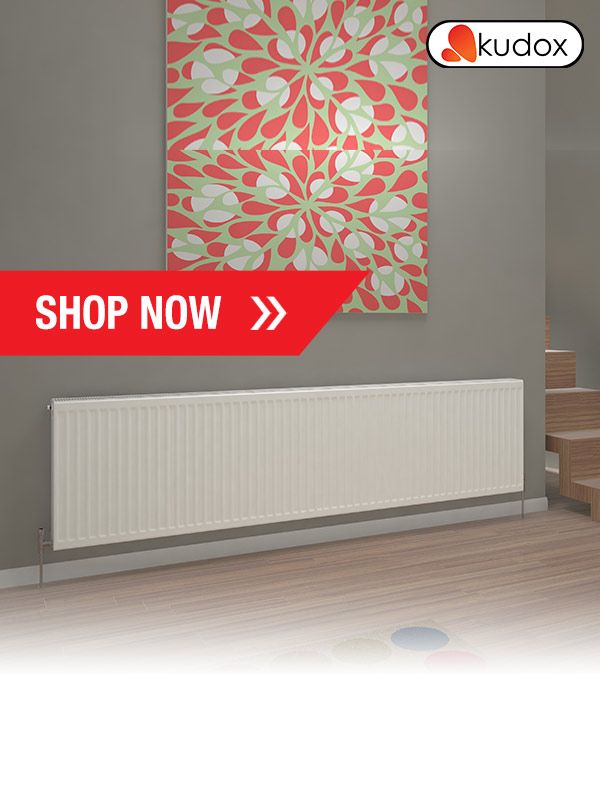 Kudox Premium Long Panel Radiators